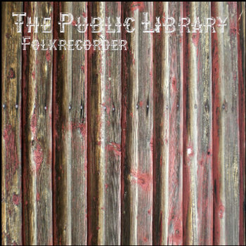 Folkrecorder cover art