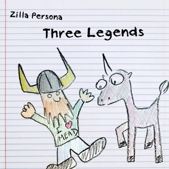 Three Legends cover art