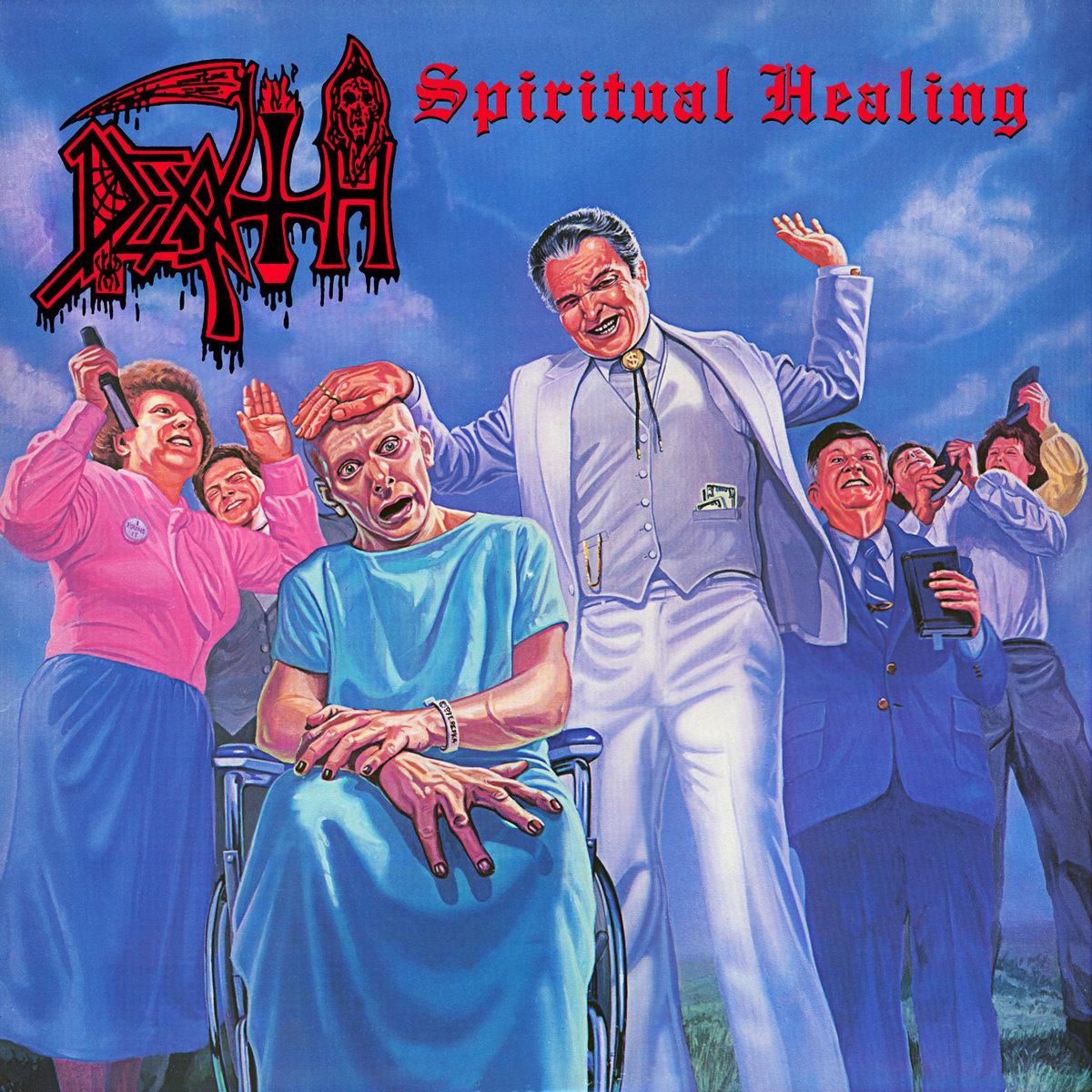 Death - Spiritual Healing (Deluxe Reissue 2012)