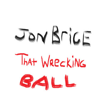 That Wrecking Ball EP cover art