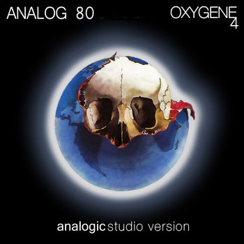 Oxygene 4      (analogic studio version) cover art