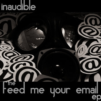 Feed me your email EP cover art
