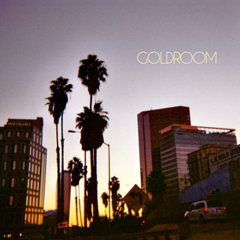 Goldroom - Angeles EP cover art