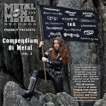 "VV.AA. ""Compendium Of Metal Vol. 3"" cover art"