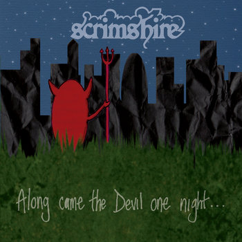 Along came the Devil one night... cover art
