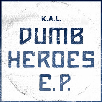 Dumb Heroes EP cover art