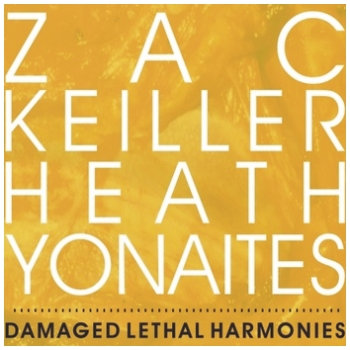 Damaged Lethal Harmonies cover art