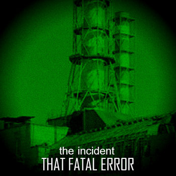 The Incident cover art