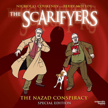 The Scarifyers: The Nazad Conspiracy (Special Edition) cover art