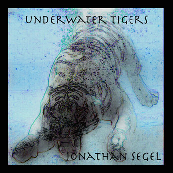 Underwater Tigers cover art