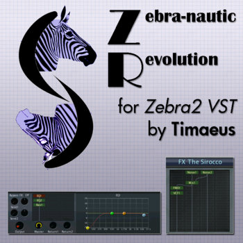 Zebranautic Revolution, $15 (Read Description!) cover art