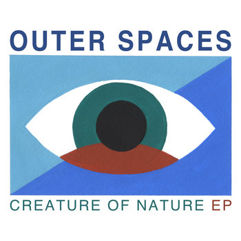 Creature Of Nature EP cover art
