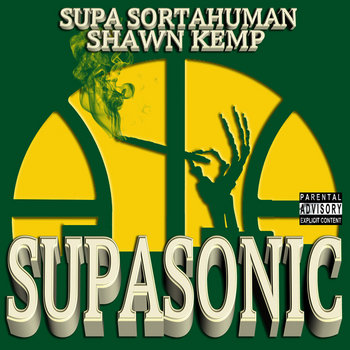 SUPASONIC cover art