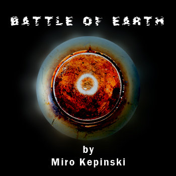 Battle of Earth cover art