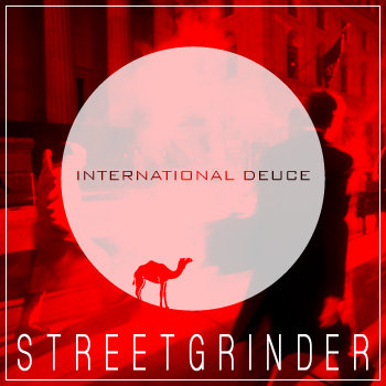 Street Grinder [An Ode to the] cover art
