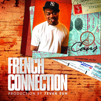 Cans&7even Sun-French Connection cover art