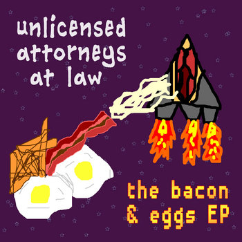 The Bacon and Eggs EP cover art