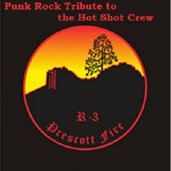 Punk Rock Tribute to the Hot Shot Crew cover art