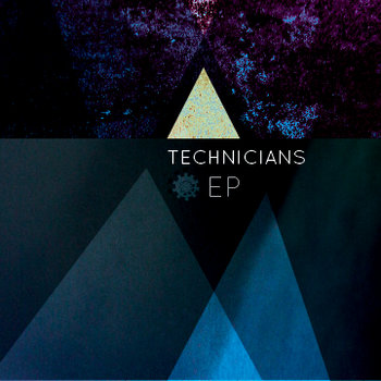 Technicians EP cover art