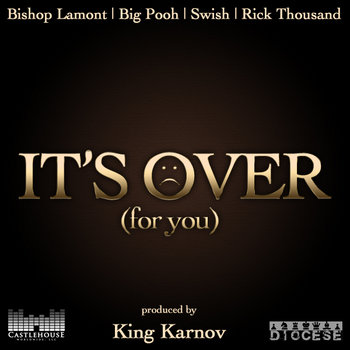 It's Over (For You) cover art