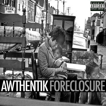 FORECLOSURE LP cover art