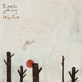 Be Still This Gentle Morning cover art