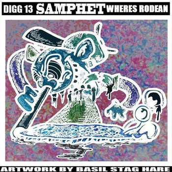 Digg 13 - Samphet - Where's Rodean cover art