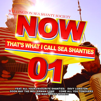 NOW THAT'S WHAT I CALL SEA SHANTIES vol. 1 cover art