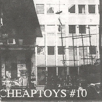 Cheap Toys 10 cover art