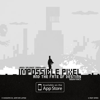 Impossible Pixel cover art