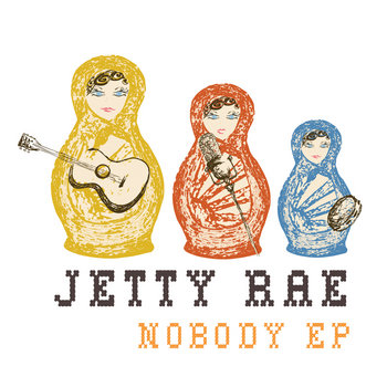 Nobody EP cover art