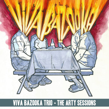 The Arty Sessions cover art