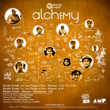 Alchemy cover art