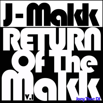 Return of The Makk Vol.1 cover art