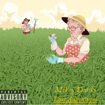 Lost Adventures EP cover art