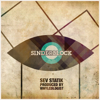 SINDERBLOCK EP cover art