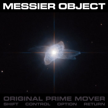 Original Prime Mover cover art