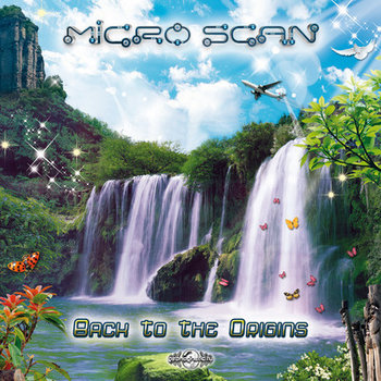 MICRO SCAN - Back to the origins (Digital EP) cover art