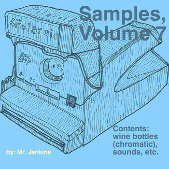 Samples, Volume 7: Wine Bottles cover art