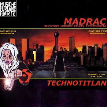 Technotitlan cover art
