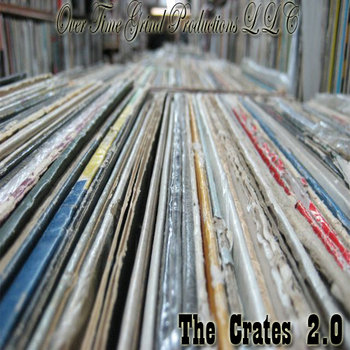 The Crates (Instrumentals) cover art