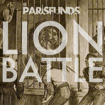 Lion Battle cover art