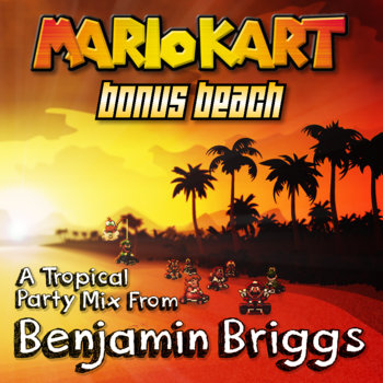 Mario Kart: Bonus Beach cover art