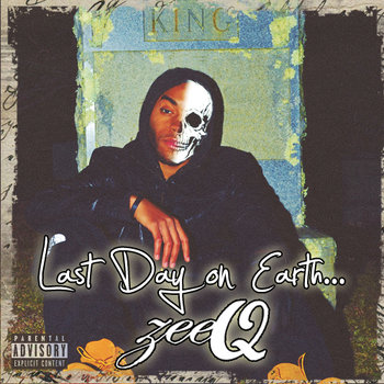 Last Day on Earth... cover art