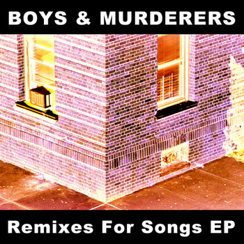 Remixes For Songs - EP cover art