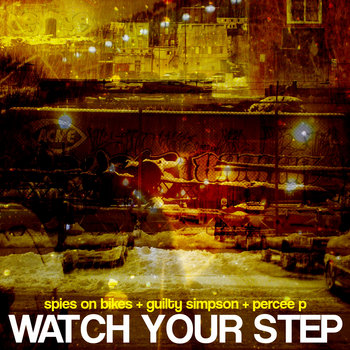 Watch Your Step cover art