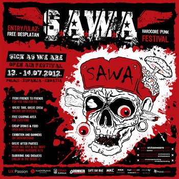 SAWA 2012 cover art