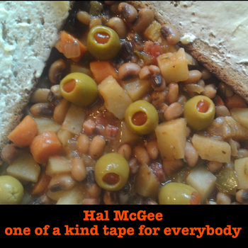 one of a kind tape for everybody cover art