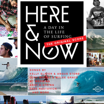Here & Now: The Original Score cover art
