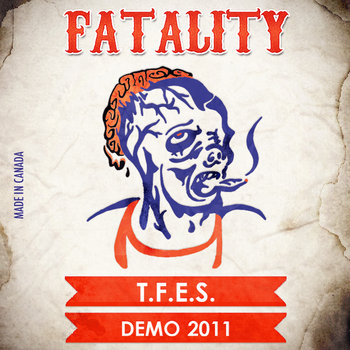 Free Download! 3 New Tracks: T.F.E.S. Uppercut Hammerfist cover art